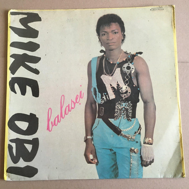 MIKE OBI LP balasei NIGERIA AFRO BOOGIE FUNK SYNTH REGGAE mp3 LISTEN