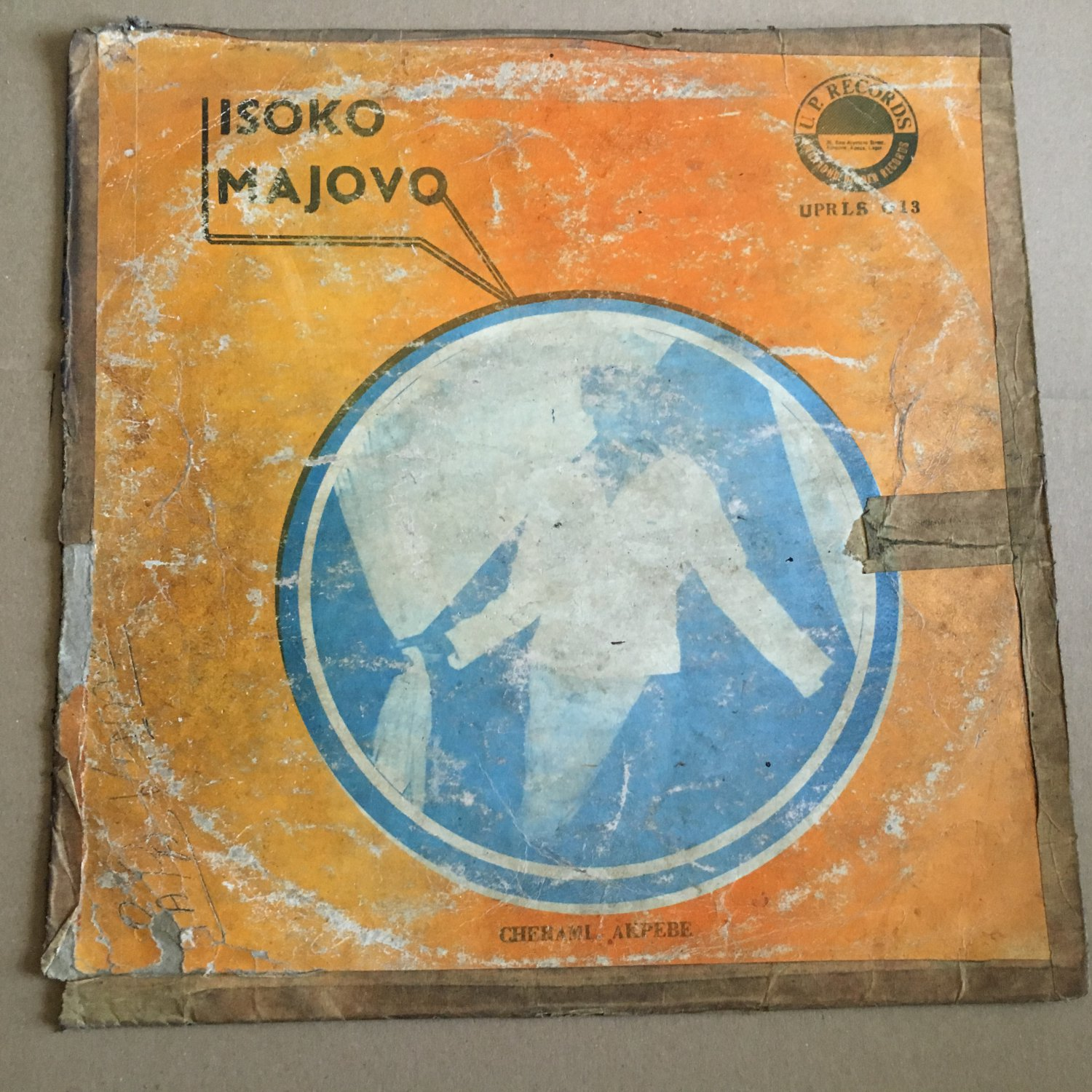 EVERY DANCE BAND OZORO LP isoko majovo NIGERIA HIGHLIFE mp3 LISTEN