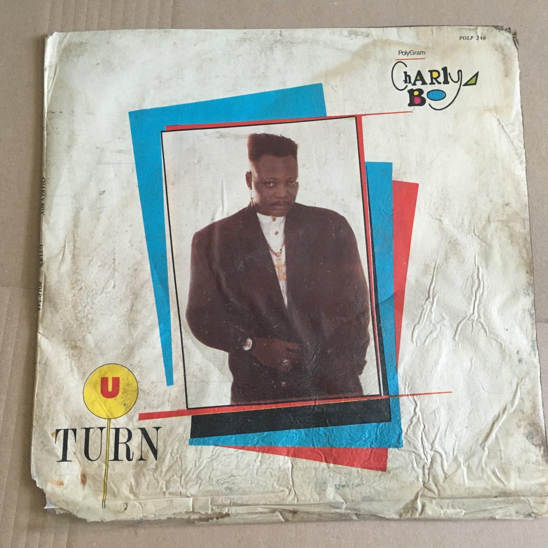 CHARLY BOY LP u turn NIGERIA BOOGIE SYNTH COSMIC mp3 LISTEN