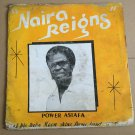 POWER ASIAFA & HIS ISOKO MOON SHINE DANCE BAND LP naira reigns NIGERIA mp3 LISTEN