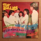 THE ROLLIES LP i feel good JAMES BROWN SUPREMES RARE INDONESIA SOUL