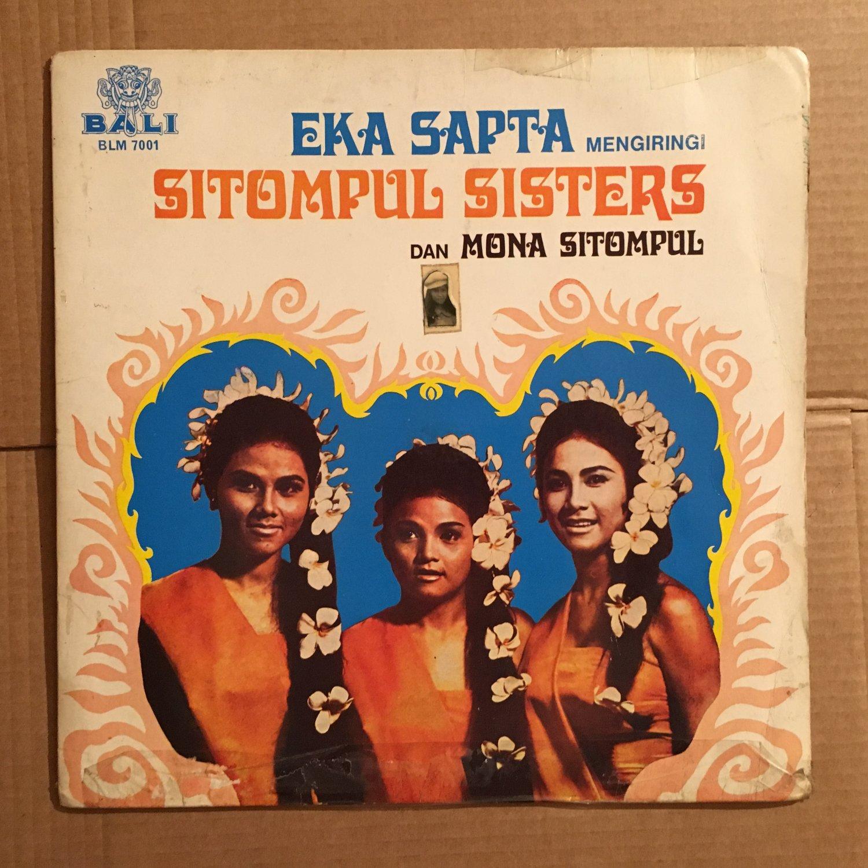 SITOMPUL SISTERS & EKA SAPTA LP same INDONESIA GARAGE BOSSA mp3 LISTEN