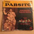 TRIO PARSITO & BAND MEDENASZ LP pengembara tudjuh sendja INDONESIA IRAMA ROCK 60s mp3 LISTEN