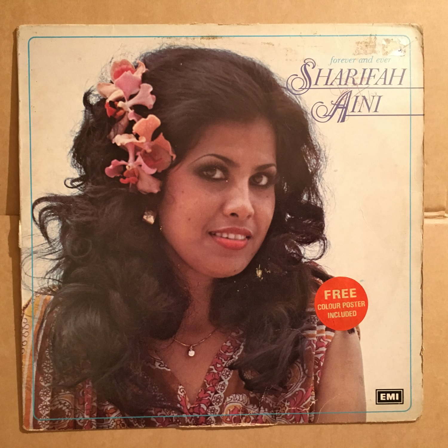SHARIFAH AINI LP forever and ever MALAYSIA MODERN SOUL FUNK mp3 LISTEN