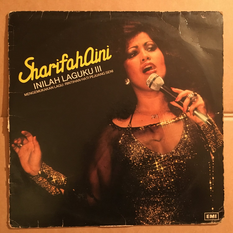 SHARIFAH AINI LP inilah laguku III MALAYSIA FUNK DISCO mp3 LISTEN