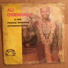 ALI CHUKWUMAH & HIS PEACE MAKERS LP club 25 HIGHLIFE NIGERIA mp3 LISTEN