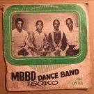 MBBD DANCE BAND ISOKO LP vol. 1 NIGERIA mp3 LISTEN
