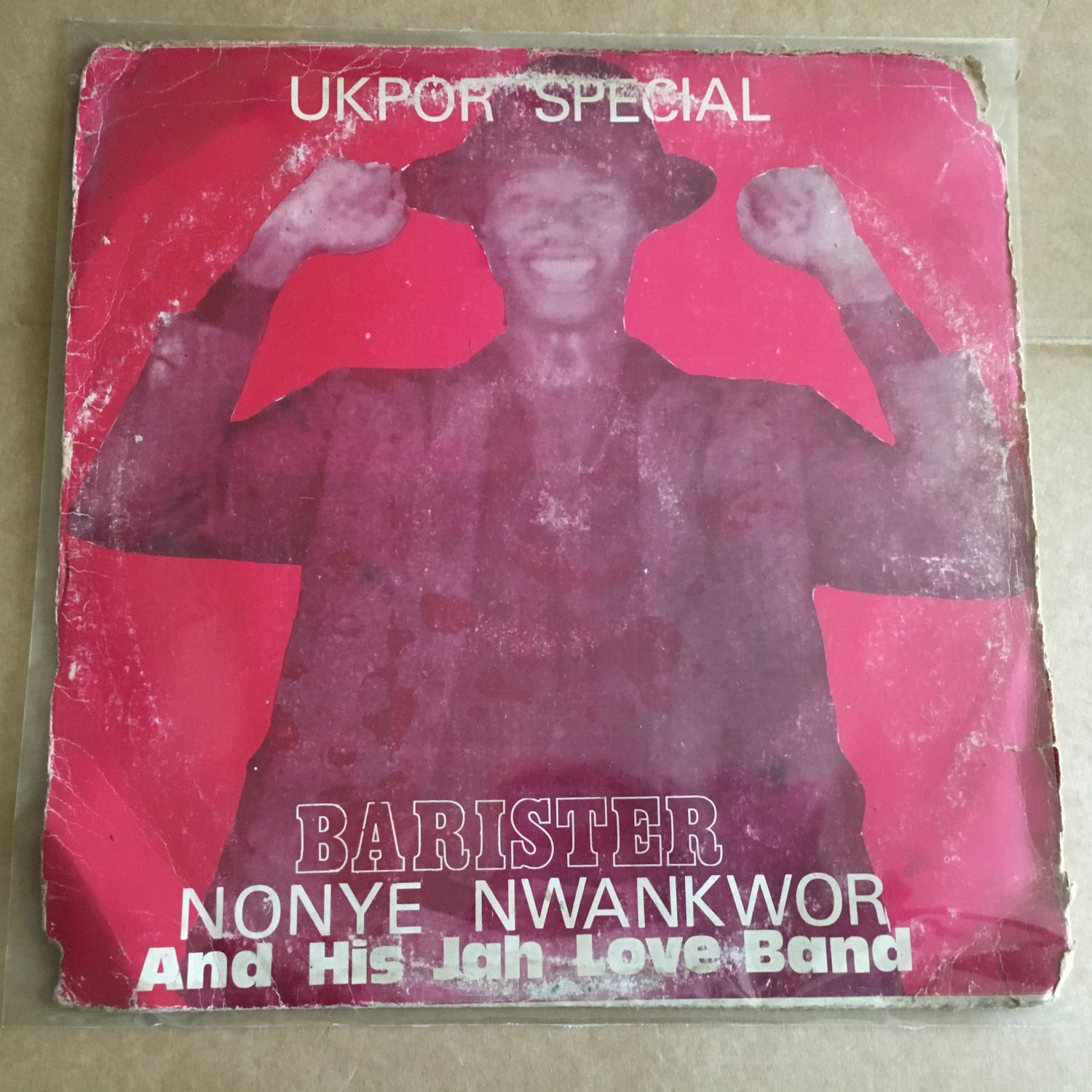 BARRISTER NONYE NWANKOLD & HIS JAH LOVE BAND LP ukpor special NIGERIA mp3 LISTEN