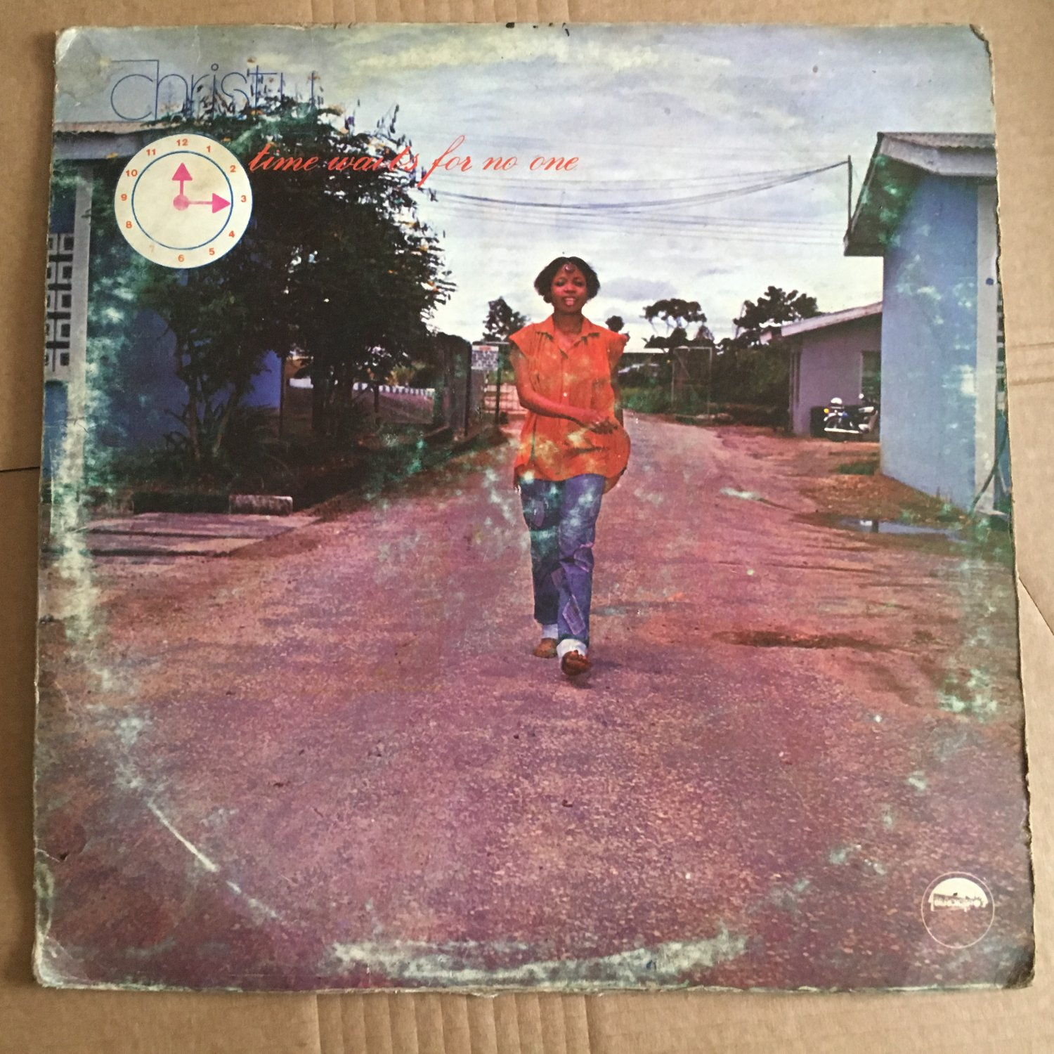 CHRISTY ESSIEN LP time waits for no one NIGERIA FUNK REGGAE mp3