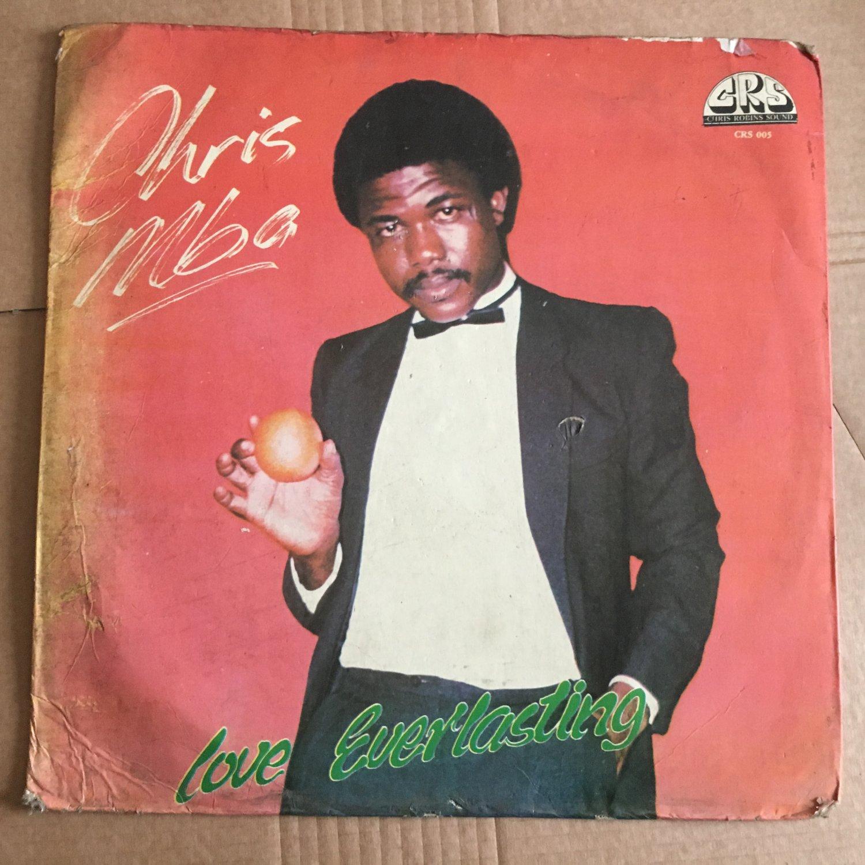 CHRIS MBA LP love everlasting AFRO BOOGIE NIGERIA mp3 LISTEN