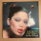 ANITA LP the way i feel tonight MALAYSIA SINGAPORE DISCO FUNK mp3 LISTEN