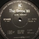 THE STEPS 80 LP new sound INDONESIA DISCO FUNK mp3 LISTEN