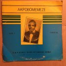 R&S DANCE BAND OF IDHEZE ISOKO LP akpobomemeze NIGERIA mp3 LISTEN