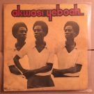 YEBOAH'S BAND LP akwasi yeboah GHANA HIGHLIFE mp3 LISTEN