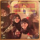SAKURA & RITA LP same 1969  凌雲 与 櫻花 HK CHINESE GARAGE POP  mp3 LISTEN