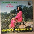 SALAMIAH HASSAN 45 EP surat terakhir MALAYSIA GARAGE SOUL mp3 LISTEN