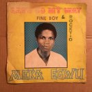 FINE BOY MEKA EGWU & ROCKY O LP let's go my way NIGERIA BOOGIE FUNK mp3 LISTEN