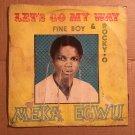 FINE BOY MEKA EGWU & ROCKY O LP let's go my way NIGERIA BOOGIE FUNK mp3 LISTEN