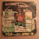 FELA & AFRIKA 70 LP authority stealing NIGERIA KALAKUTA AFRO BEAT mp3 LISTEN