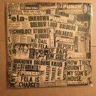 FELA & AFRIKA 70 LP unknown soldier NIGERIA AFRO BEAT original SKYLARKS mp3 LISTEN