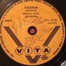 AFRICAN FIESTA ORCHESTRA 45 African fiesta Congo - tuson CONGO AFRO LATIN mp3 LISTEN