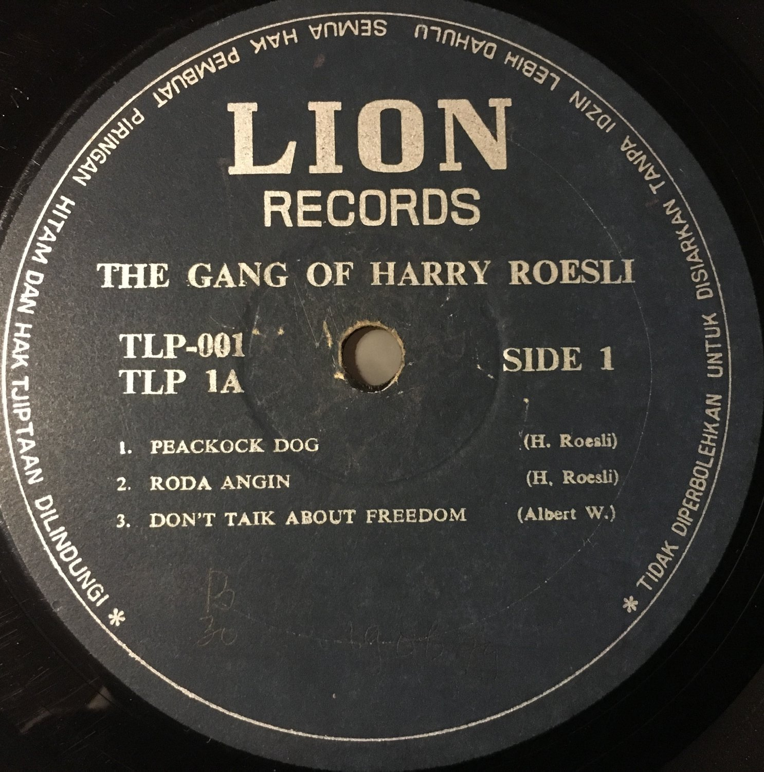 HARRY ROESLI GANG LP philosophy gang RARE KILLER INDONESIA FUNK JAZZ FUNK PROG mp3 LISTEN