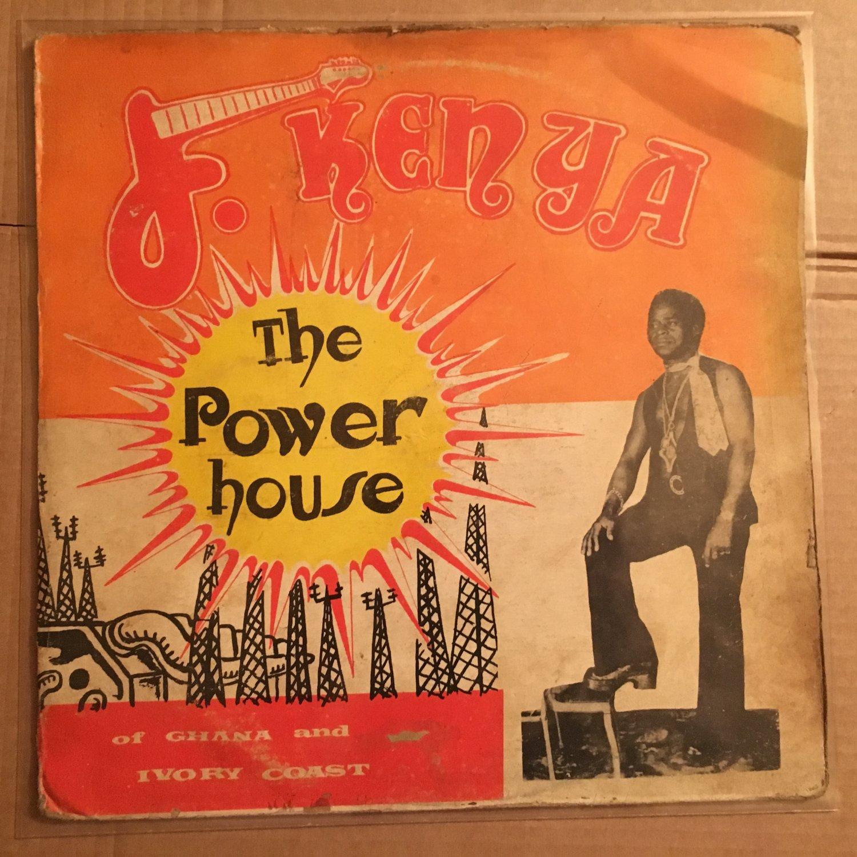 F. KENYA LP the power house GHANA DEEP HIGHLIFE mp3 LISTEN