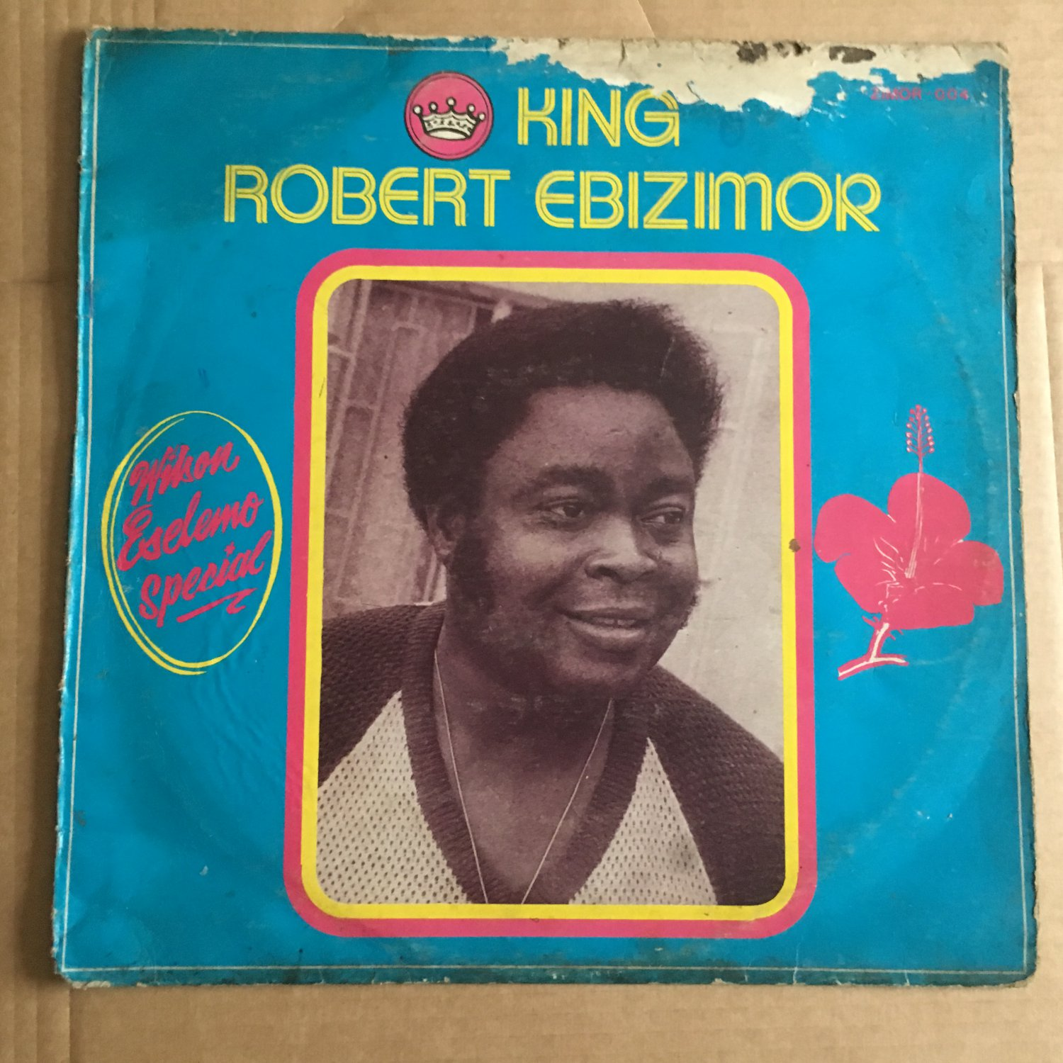 KING ROBERT EBIZIMOR LP eselemo special NIGERIA HIGHLIFE mp3