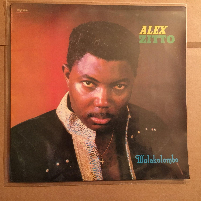 ALEX ZITTO LP walakolombo NIGERIA REGGAE mp3 LISTEN