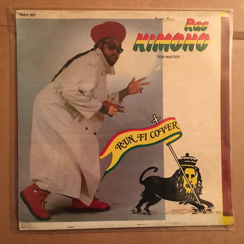 RAS KIMONO LP run fi cover NIGERIA REGGAE mp3 LISTEN