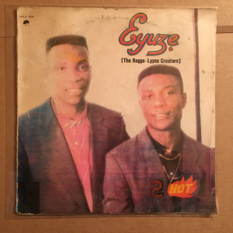 EYUZE LP same NIGERIA REGGAE SOCCA LYPSO mp3 LISTEN