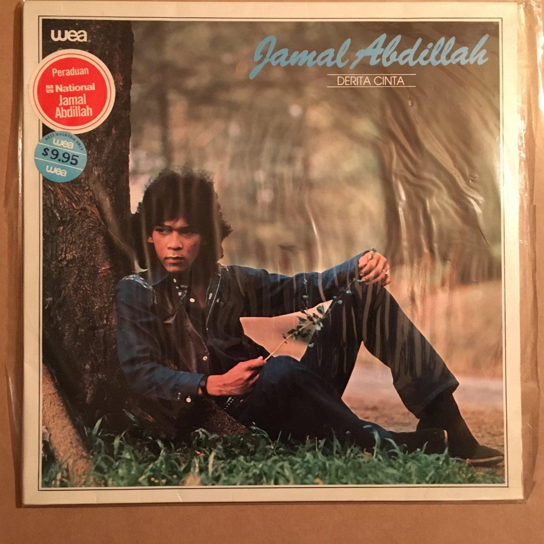 JAMAL ABDILLAH LP derita cinta RARE KILLER SWEET SOUL FUNK mp3 LISTEN