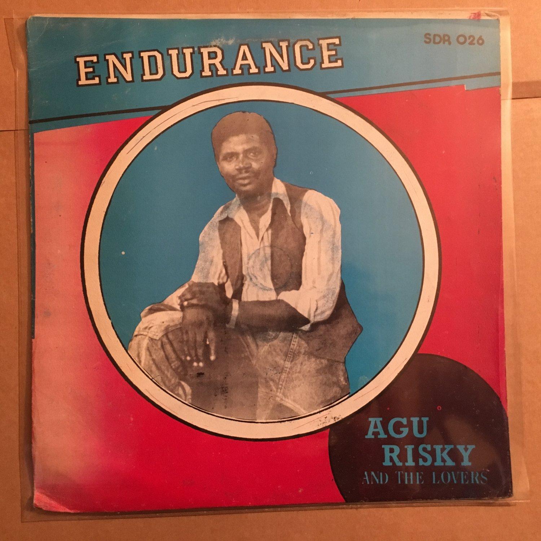 AGU RISKY AND THE LOVERS LP endurance NIGERIA HIGHLIFE mp3 LISTEN