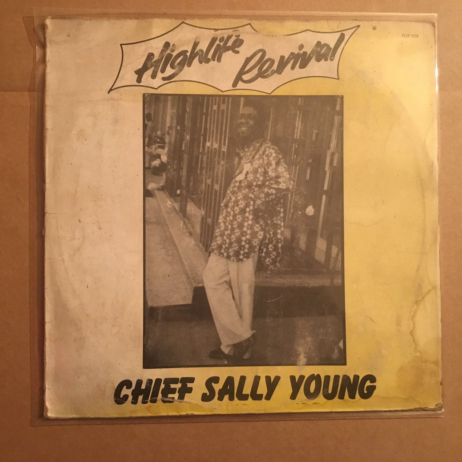 **CHIEF SALLY YOUNG LP highlife revival NIGERIA mp3 LISTEN