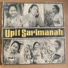UPIT SARIMANAH LP same RARE INDONESIA GARAGE JAZZY KERONCHONG 60's mp3 LISTEN