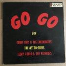TEDDY ROBIN - DANNY RIAZ - THE ASTRO-NOTES LP go go HK GARAGE SURF POP ORCK N ROLL mp3 LISTEN
