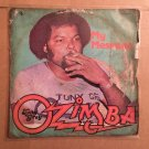 TONY GREY & THE OZIMBA MESSENGERS LP my message NIGERIA DISCO BOOGIE FUNK mp3 LISTEN