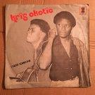 KRIS OKOTIE LP i need someone AFRO BOOGIE DISCO FUNK NIGERIA mp3 LISTEN