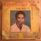FINE BOY MEKA EGWU & ROCKY O LP let's go my way NIGERIA BOOGIE FUNK EARLY RAP mp3 LISTEN