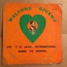 DR TO JAZZ INTERNATIONAL BAND LP welcome ojukwu HIGHLIFE GHANA mp3