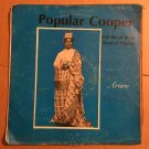 POPULAR COOPER & HIS ALL BEATS BAND OF NIGERIA LP arure NIGERIA HIGHLIFE mp3 LISTEN