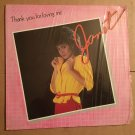 JANET BASCO LP thank you for loving me PHILIPPINES POP BALLAD SOUL