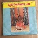 CHIEF INEY UGUSSEY & HIS ISOKO LYRICS MASTER'S BAND LP eme okpako ubi NIGERIA mp3 LISTEN