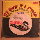 THE EXCITING TALKATIVES LP peace & love GHANA HIGHLIFE mp3 LISTEN