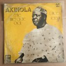 AKINOLA & THE INNER CIRCLE ORCHESTRA LP same NIGERIA JUJU mp3 LISTEN