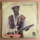 JACOB NGUNI & A.B. WAZA LP congratulations NIGERIA CAMEROON mp3 LISTEN