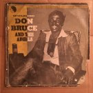 DON BRUCE & THE ANGELS LP nobody knows tomorrow NIGERIA AFRO FUNK REGGAE mp3 LISTEN