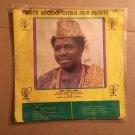 ISOKO  LYRIC MASTER'S BAND LP Idodo Umeh  NIGERIA mp3 LISTEN