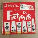 "A. HALIM & DE FICTIONS 45 EP 7"" sayu MALAYSIA GARAGE 60's mp3 LISTEN"