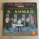 THE RYTHMN BOYS & S. AHMAD 45 EP keronchong dewi MALAYSIA GARAGE FUZZ mp3 LISTEN
